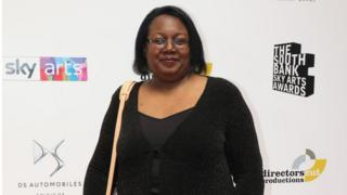 Malorie Blackman attends The South Bank Sky Arts Awards 2018 at The Savoy Hotel on July 1, 2018 in London, England