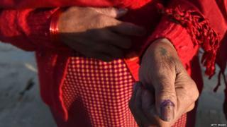 नेपाली वोटर