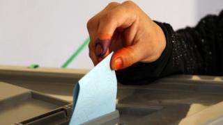 رای دهندگان افغانستان