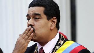 Mr Maduro ya ce yajin aikin aikin da aka kira bai yi tasiri ba