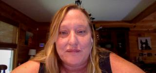 Heidi Beirich from the US civil rights group Southern Poverty Law Centre (SPLC)