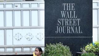 Three journalists with the Wall Street Journal have been told to leave China in five days