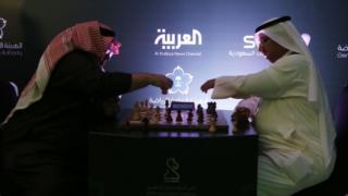مسابقات جهانی شطرنج سریع و برقآسا