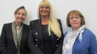 Três britânicas que participaram do programa Daily, da rádio 5 Live da BBC