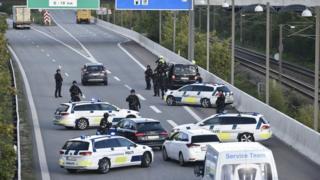 گفته میشود عملیات گسترده پلیس دانمارک در اواخر سپتامبر به پروندهای که علیه ایران مطرح شده، مربوط بوده