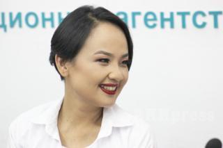 Белгилүү блогер Гүлзат Мамытбек (Алымкулова) кармалды