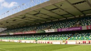Windsor Park in Belfast