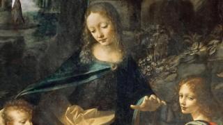 《岩間聖母》