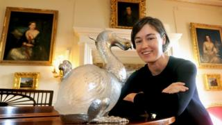 Art collection at Brodick Castle