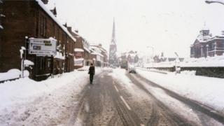 20 years ago residents of Dumfries and Galloway were surprised by the heaviest snowfall on record.