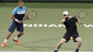 Andy Murray da Dan Evans