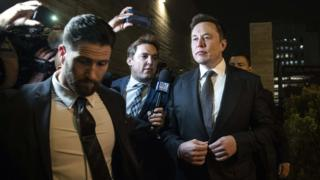 Elon Musk wins defamation case over 'pedo guy' tweet about caver