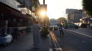 Finsbury park saldırısı