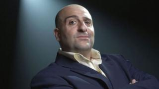 Comic and film star Omid Djalili has angered Welsh fans