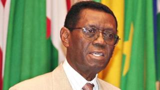 """M. Zafy était arrivé au pouvoir en 1993, après trois années de mobilisation populaire des """"Forces vives"""" dont il était le leader."""