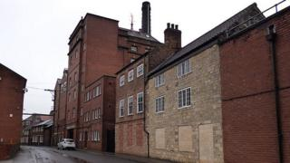 Samuel Smith brewery in Tadcaster