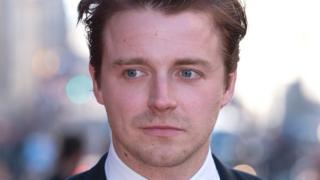 Scottish actor Jack Lowden
