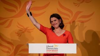 ai marketing 5g smartphones nanotechnology developments Jo Swinson at the start of the 2019 general election campaign