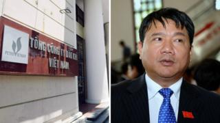 Ông Đinh La Thăng bị Ủy ban Kiểm tra Trung ương quy trách nhiệm người đứng đầu về các vi phạm của Tập đoàn Dầu khí Việt Nam (PVN)