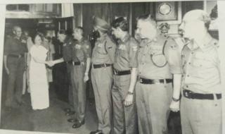 भारतीय सेना, इंदिरा गांधी