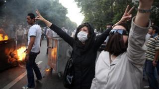 2009 Iran protest