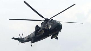 سی کنگ ہیلی کاپٹر
