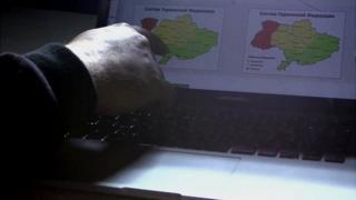 Ukrainian hacker
