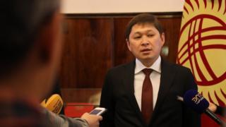премьер-министри Сапар Исаков
