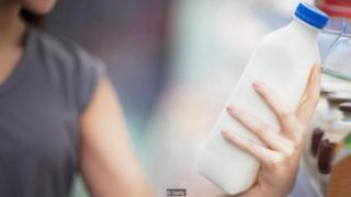 दूध की बोतल
