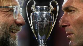 Liverpool da Real Madrid