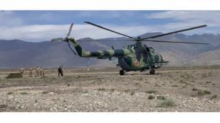 Кыргыз армиясынын саналуу эле тик учагы бар