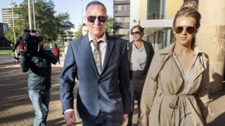 Paul Gascoigne cleared of sex assault on train passenger