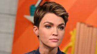 Ruby Rose in September 2019