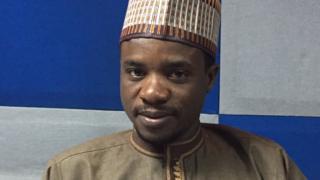 Abdulganiyyu Rufai Yakubu, shugaban Digital Development Hub, Abuja