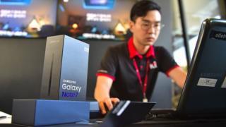 магазин принимает обратно Galaxy Note 7