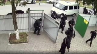 """Полицейская операция против """"Свидетелей Иеговы"""""""