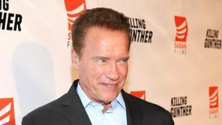 An dai sayar da motar Mr Schwarzenegger a kan dala miliyan 2.5