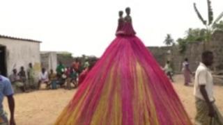 حفاظت از تالابهای کشور آفریقایی بنین با جادو جنبل
