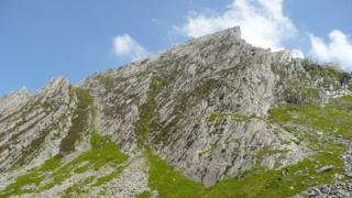 Gribin Ridge