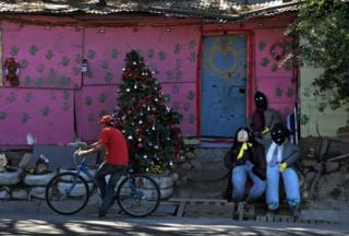 Рождество в Гондурасе