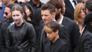 Oyuncu Jeremy Renner