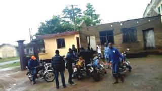 Anglophone Crisis: Shooting, rain for Kumba no let motorcycle riders work for 'kontri Sunday'