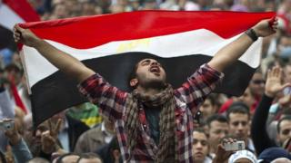 صورة من ميدان التحرير