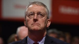 Hilary Benn pictured in 2015