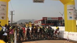 Cameroon cycling tour
