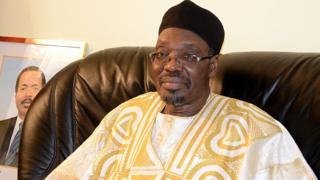 Issa Tchiroma Bakary, le ministre de la communication, porte-parole du gouvernement camerounais