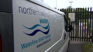 NI Water van