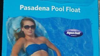 Pasedena Pool float