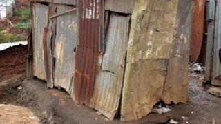 Harabar wata masai ke nan a Kenya da dalibai suka fada