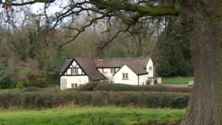 Shrubbery Farm House